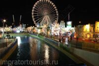 The Global Village: shopping and entertainment on open air( only for tourist from Sharjah)